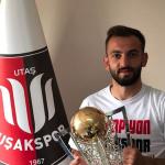 Özgen Erdem Utaş Uşakspor'dan Ayrıldı !