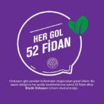 Her Gole 52 Fidan !