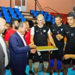 Akkuş Belediyespor'a Başkan Demirci'den Tatlı Morali !