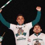 Hüsamettin Tut, Giresunspor'da Yine Şampiyonluk Yaşadı !