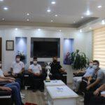 Ordu Gençlerbirliği Erkek Hentbol Takımı, Genç'i Ziyaret Etti !