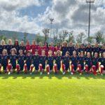 Azel Akdeniz, Avrupa Şampiyonası Kadrosu'nda !