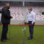 Bakanlık Stadyumu İnceledi, Kararı Çarşamba Günü Açıklayacak !